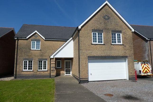 Thumbnail Detached house for sale in Parc Yr Ynn, Llandysul