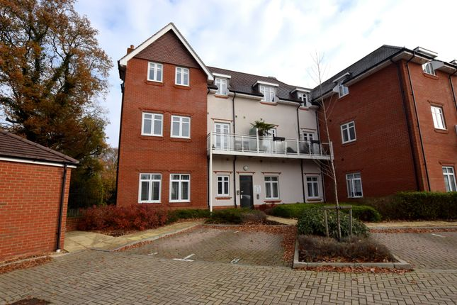 Thumbnail Flat for sale in North Wing, Church Crookham, Fleet