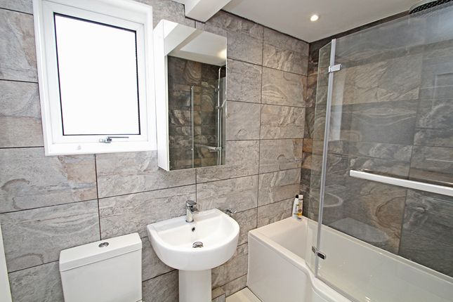 Bathroom of Napier Street, Stoke, Plymouth PL1