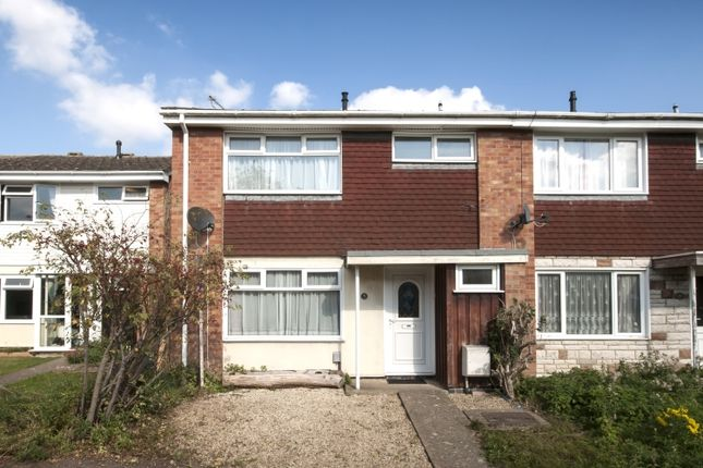 Thumbnail Terraced house to rent in Woodcote Way, Abingdon