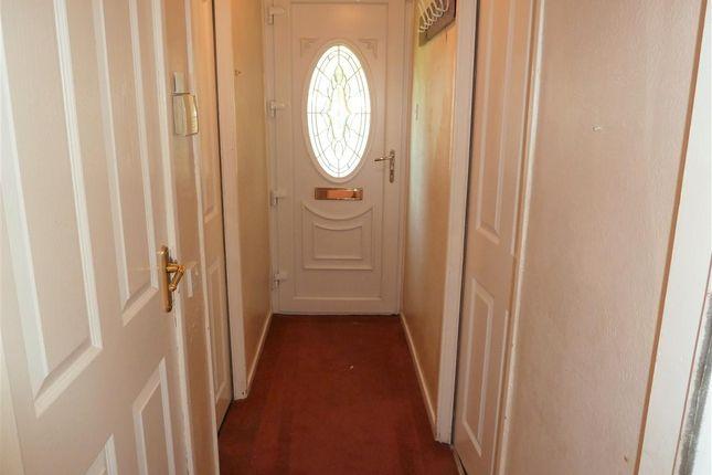 Entrance of Kelso Grove, Dalton, Huddersfield HD5