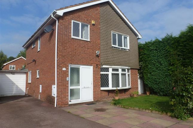 Thumbnail Detached house to rent in Tysoe Drive, Sutton Coldfield