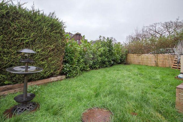 Garden of Denbigh Close, Totton, Southampton SO40