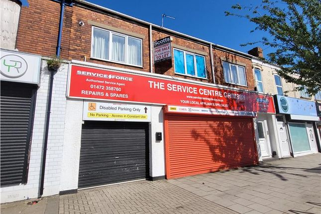 Commercial property for sale in Hainton Avenue, Grimsby, Lincolnshire