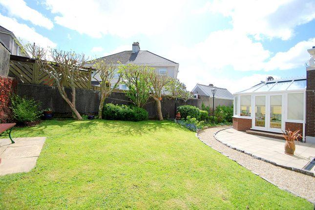 Garden E of Long Ley, Plymouth PL3