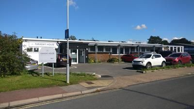 Office to let in 1 Faraday Close, Eastbourne, East Sussex