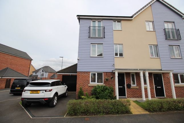 Thumbnail Semi-detached house for sale in Fircrest Way, Wath Upon Dearne