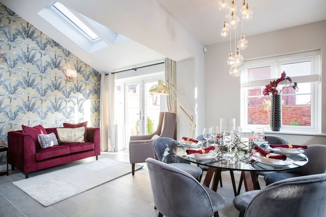 Thumbnail Detached house for sale in Shinfield Meadows, Shinfield, Reading