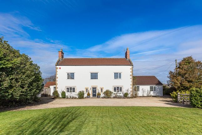 Detached house for sale in Longleat Lane, Holcombe, Somerset