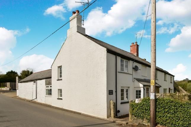 Thumbnail Semi-detached house for sale in Lamerton, Tavistock, Devon