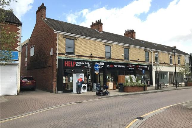 Thumbnail Commercial property for sale in Dunstall Street, Scunthorpe, North Lincolnshire