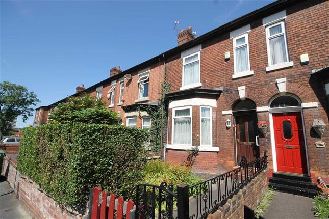 Thumbnail Terraced house to rent in Abbey Hey Lane, Gorton, Manchester