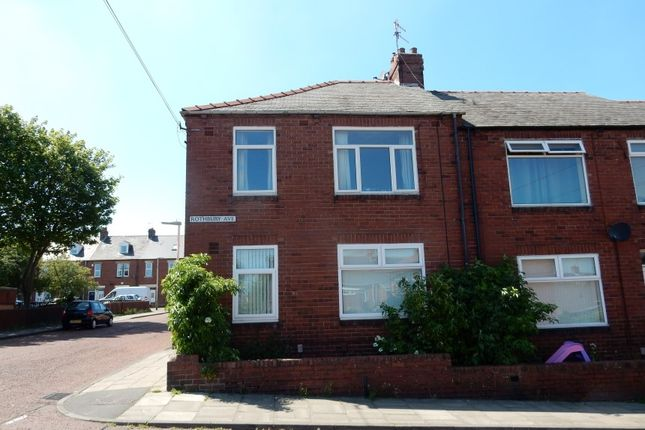 Thumbnail Flat for sale in 9 Queen Victoria Street, Pelaw, Gateshead, Tyne And Wear