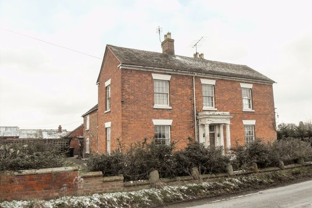 Thumbnail Detached house for sale in Lot One - Burlton Grange, Burlton, Shrewsbury, Shropshire