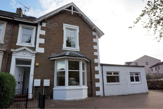 Thumbnail 4 bed flat for sale in Taymouth Place, Dundee