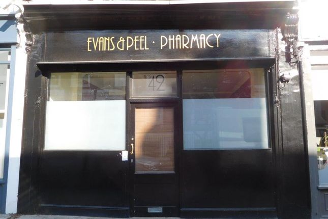 Thumbnail Retail premises to let in Devonshire Road, London