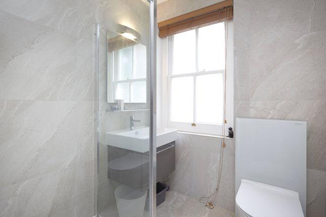 Shower Room of Hurlingham Court Mansions, Hurlingham Road, Parsons Green, Fulham SW6