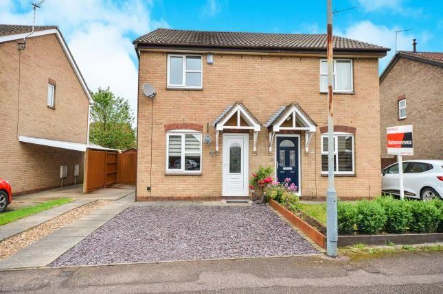 Thumbnail Semi-detached house for sale in Gleneagles Drive, Kirkby-In-Ashfield, Nottingham