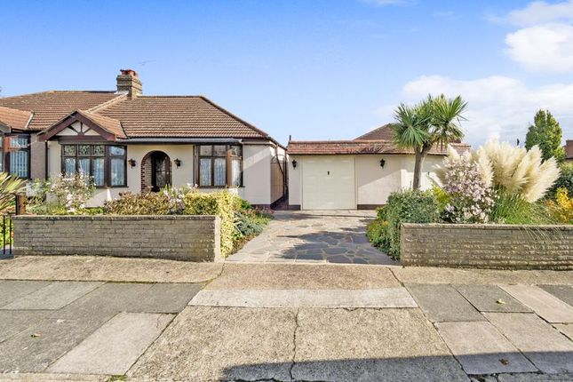 Thumbnail Semi-detached bungalow for sale in Priests Avenue, Romford