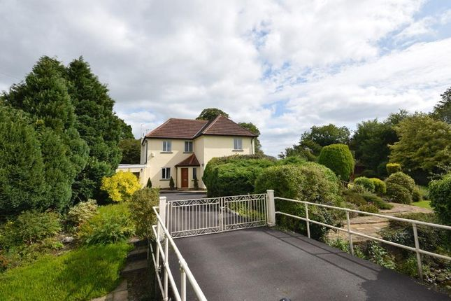 Thumbnail Detached house for sale in Clitheroe Road, West Bradford