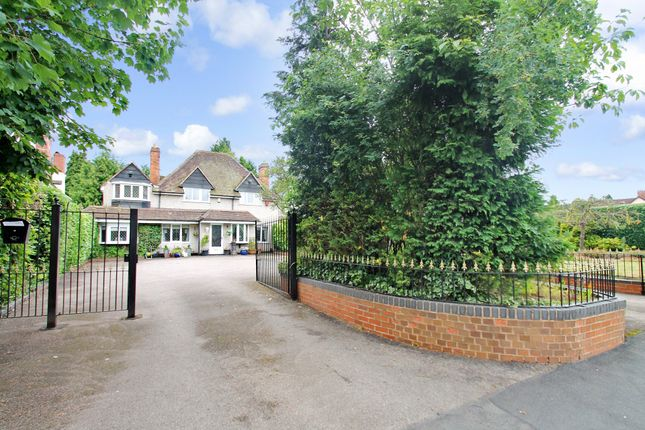 Thumbnail Detached house for sale in Dove House Lane, Solihull