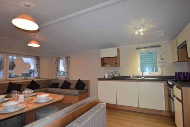 Thumbnail Property for sale in Chichester Lakeside Holiday Park, V, Runcton, Chichester