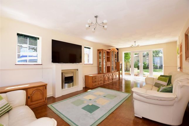 Thumbnail Detached house for sale in Vicarage Drive, Northfleet, Gravesend, Kent