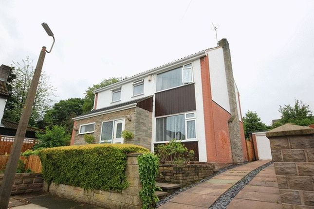 Thumbnail Detached house for sale in Gateacre Rise, Gateacre, Liverpool