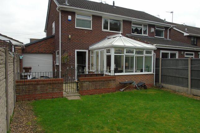 Rear Garden of Lytham Close, Liverpool L10