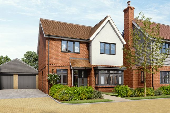 4 bed detached house for sale in Woodside Place, Dry Street, Langdon Hills, Basildon SS16
