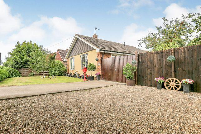 Thumbnail Bungalow for sale in Church Lane, Wheldrake, York, North Yorkshire