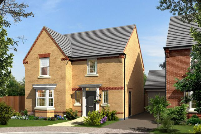 Thumbnail Detached house for sale in The Shenton, Gilbert's Lea, Birmingham Road, Bromsgrove