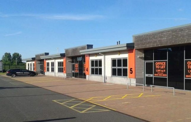 Thumbnail Office to let in Modern Self-Contained Offices, Sherwood Network Centre, Sherwood Energy Village, Newton Hill, Ollerton Nottinghamshire