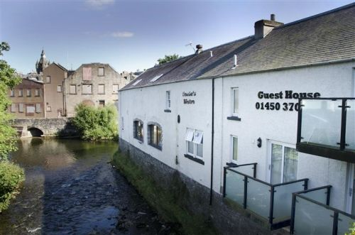 Thumbnail End terrace house for sale in Hawick, Scottish Borders