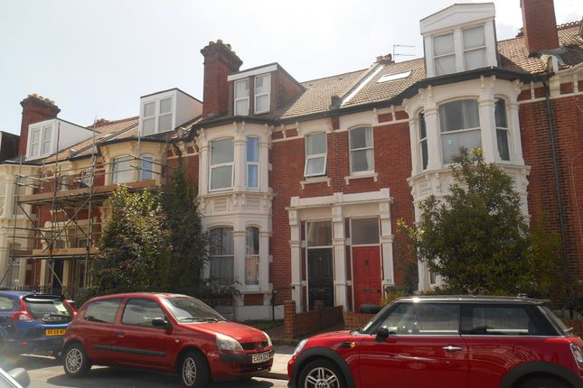 Thumbnail Terraced house to rent in Whitwell Road, Southsea