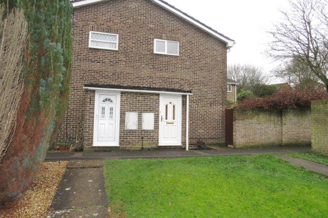 Exterior of Thistledown Close, Hempstead, Gillingham ME7