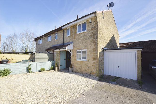 Thumbnail Semi-detached house for sale in St. John's Road, Timsbury
