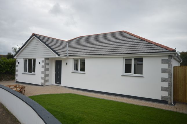 Thumbnail Bungalow for sale in Tregenna Fields, Camborne
