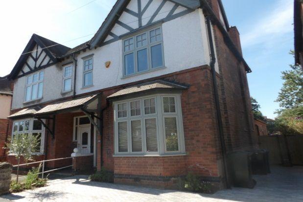 Thumbnail Semi-detached house to rent in Edward Road, West Bridgford, Nottingham