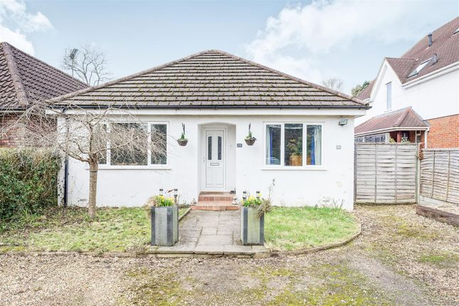 Thumbnail Detached bungalow for sale in Send Barns Lane, Send, Woking