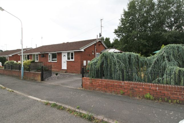Thumbnail Semi-detached bungalow for sale in Bellhouse View, Bellhouse Lane, Staveley, Chesterfield