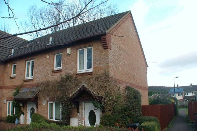 Thumbnail Terraced house to rent in Sawyers Court, Clevedon