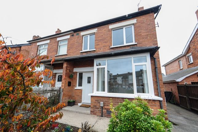 Thumbnail Semi-detached house for sale in Ormonde Gardens, Belfast
