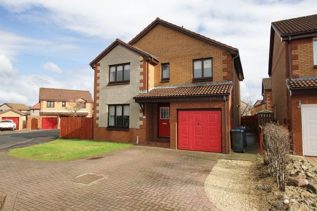 Thumbnail Detached house for sale in 9 Morar Crescent, Clydebank