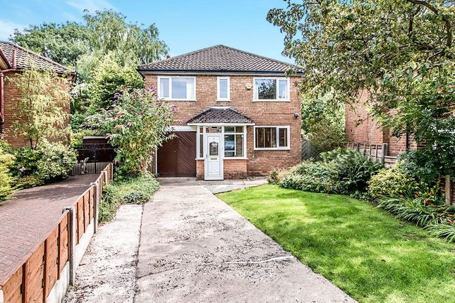 Thumbnail Detached house for sale in Raveley Avenue, Fallowfield, Manchester