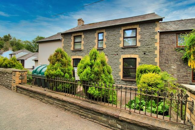Thumbnail Semi-detached house for sale in Glangrwyney, Crickhowell