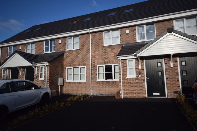 Thumbnail Shared accommodation to rent in Lyme Valley Road, Newcastle-Under-Lyme