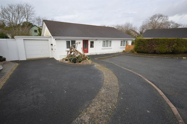 Thumbnail Bungalow for sale in Pine Grove, Llanarth