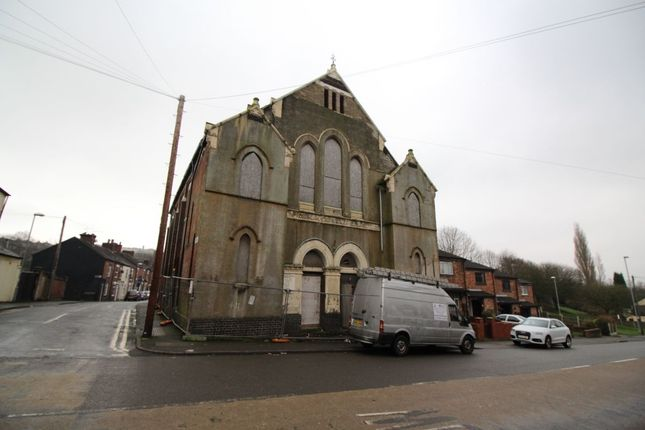 Thumbnail Flat for sale in St Michaels Church St. Michaels Road, Pittshill, Stoke-On-Trent