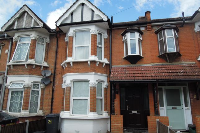 Thumbnail Terraced house for sale in North Road, Ilford